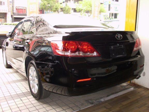 2008 豐田 CAMRY 2.0G 黑 照片8