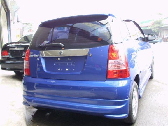 2007 KIA 歐洲星 1.1 藍 照片8