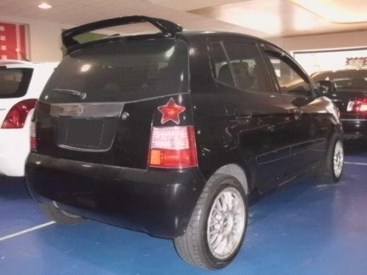2006 KIA 歐洲星 1.1 黑 照片8