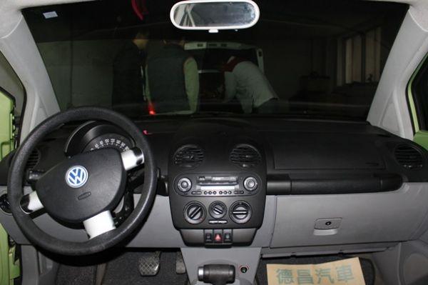 01 VW福斯  Beetle2.0綠 照片3