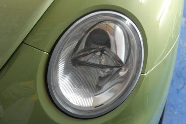 01 VW福斯  Beetle2.0綠 照片5