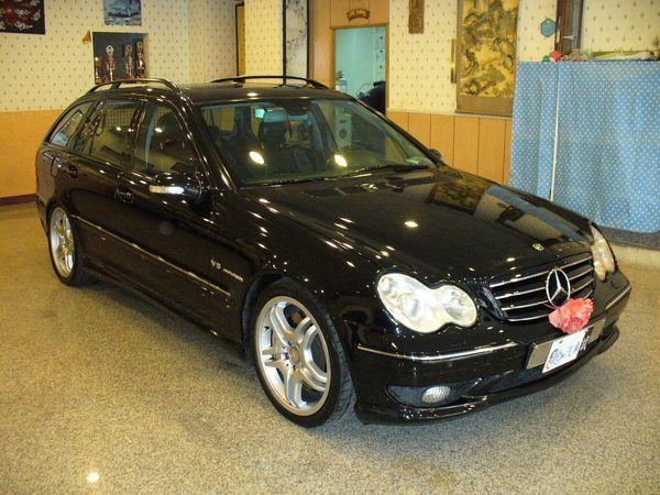 04年Benz/朋馳C32 AMG 照片1