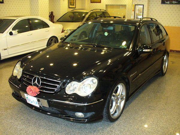 04年Benz/朋馳C32 AMG 照片9
