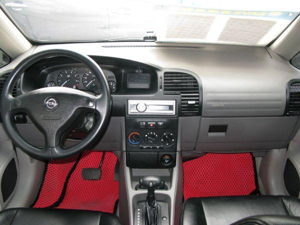 運通汽車-2002年-Opel-那菲拉 照片5