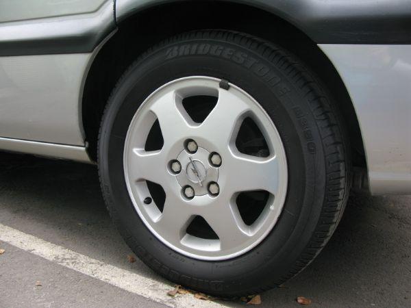 運通汽車-2002年-Opel-那菲拉 照片7