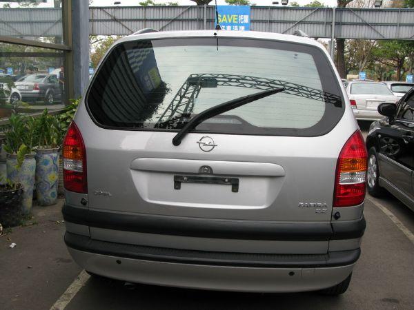 運通汽車-2002年-Opel-那菲拉 照片8