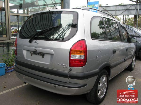 運通汽車-2002年-Opel-那菲拉 照片9