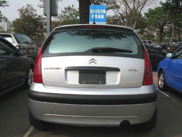 運通汽車-2005年-雪鐵龍-C3 照片8