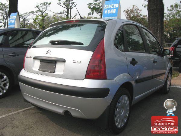 運通汽車-2005年-雪鐵龍-C3 照片9