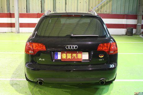 Audi 奧迪 A4 1.8T Avan 照片5