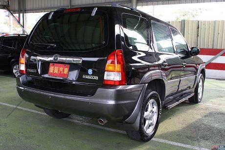 Mazda 馬自達 Tribute 照片6