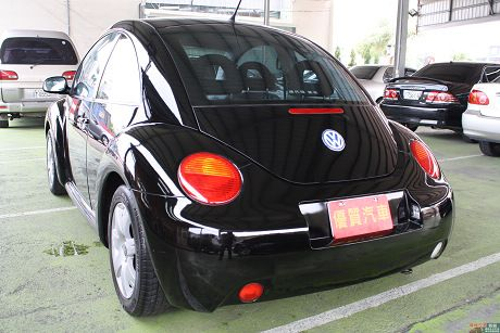 VW 福斯 Beetle 照片6