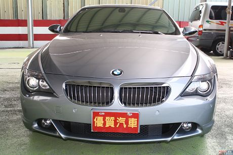 BMW 寶馬 6系列 650 Ci 照片2