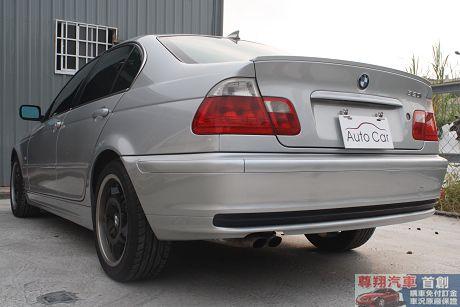 BMW 寶馬 3系列 320 照片8