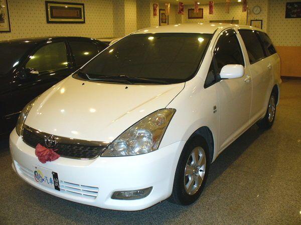 05年 Toyota/豐田 WISH  照片10