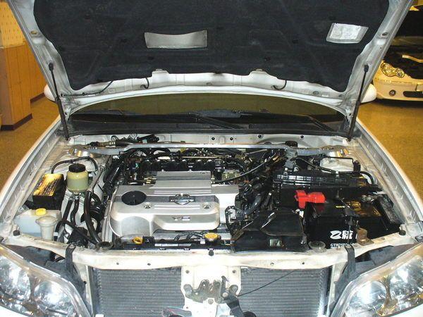 01年 Nissan/日產 CEFIRO 照片6
