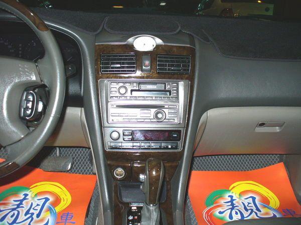 01年 Nissan/日產 CEFIRO 照片8