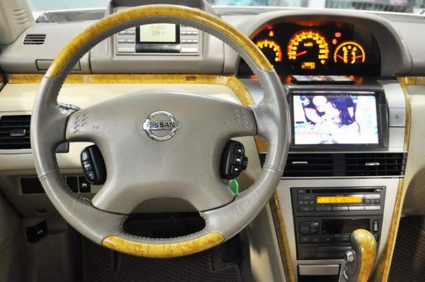 2005日產2.5L休旅車 照片5
