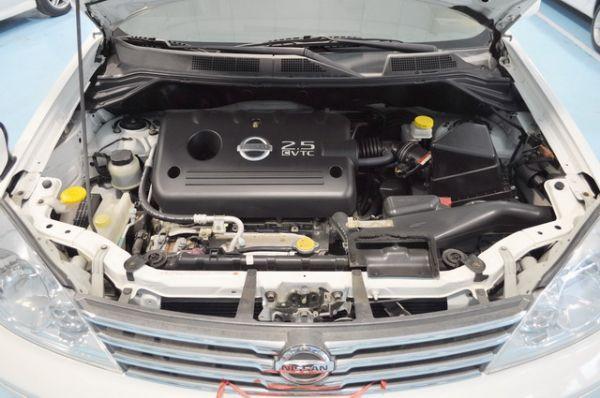 2005日產2.5L休旅車 照片10