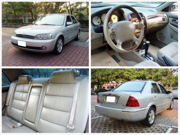 【松順汽車】2003福特TIERRA   照片2