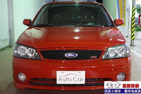 Ford 福特 Tierra RS 照片7