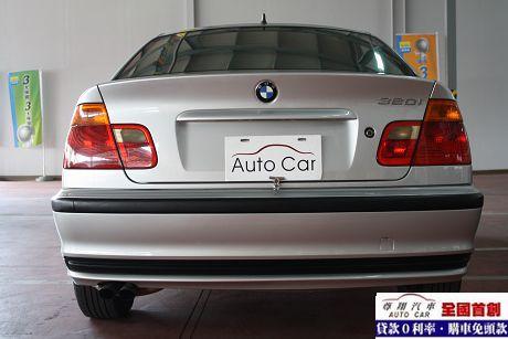 BMW 寶馬 3系列 320 照片5