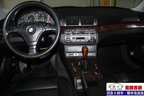 BMW 寶馬 3系列 320 照片9