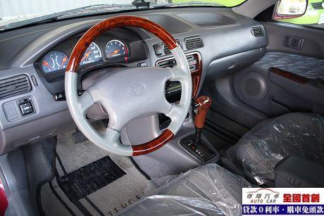 Toyota豐田 Tercel 照片6