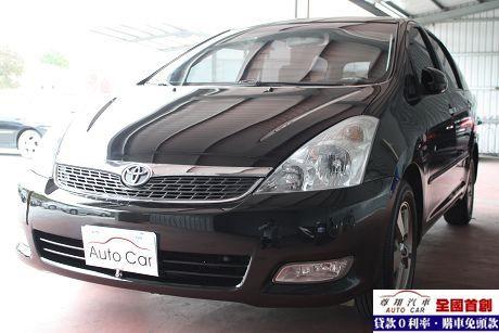 Toyota豐田 Wish 照片3