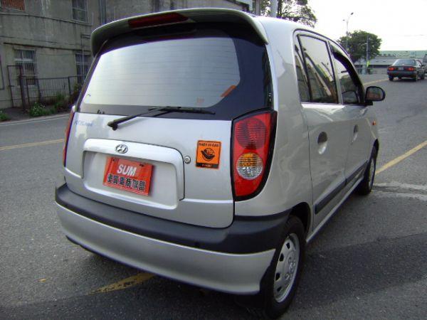 04年 ATOS 最佳の小車--全新輪胎 照片3