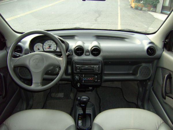 04年 ATOS 最佳の小車--全新輪胎 照片6
