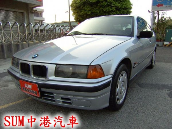 94年 BMW 316TI 保證原廠手排 照片1