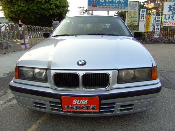 94年 BMW 316TI 保證原廠手排 照片2