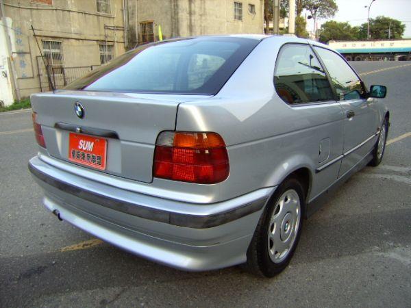 94年 BMW 316TI 保證原廠手排 照片3