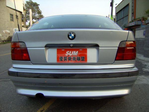 94年 BMW 316TI 保證原廠手排 照片4
