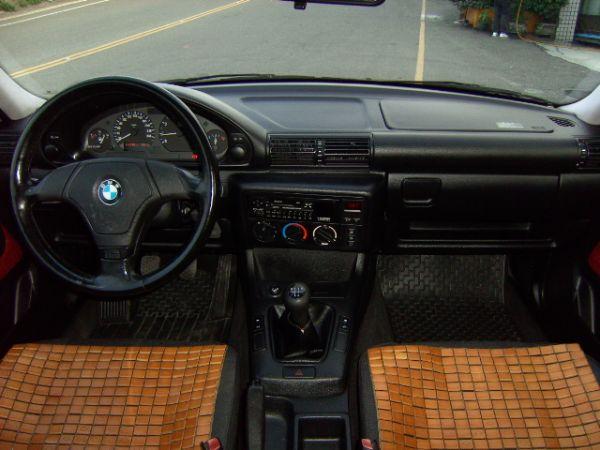 94年 BMW 316TI 保證原廠手排 照片6