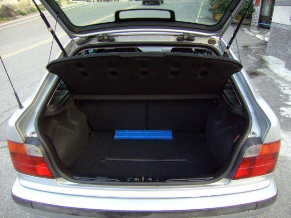 94年 BMW 316TI 保證原廠手排 照片9
