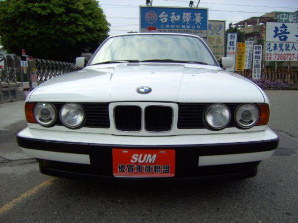 93年 BMW520I 保證原廠手排,驗 照片2