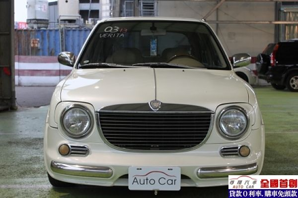Nissan 日產 Verita 照片2