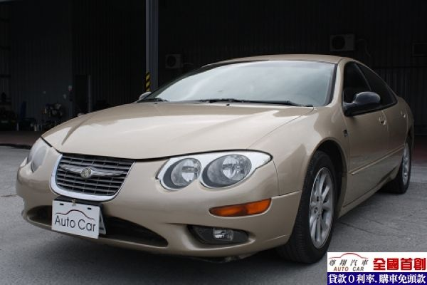 Chrysler 克萊斯勒 300M 照片3