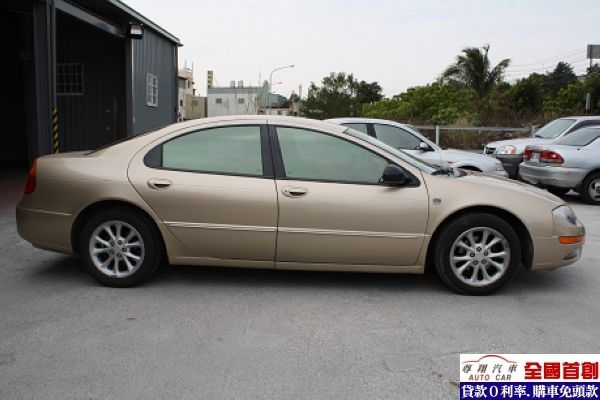 Chrysler 克萊斯勒 300M 照片5