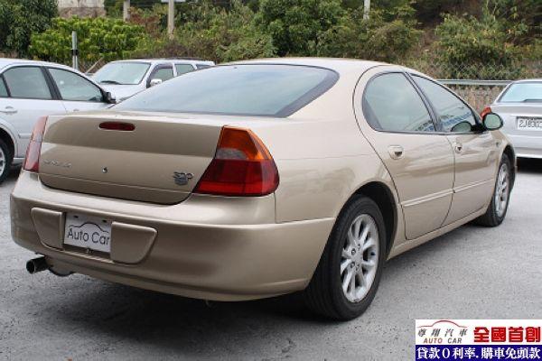 Chrysler 克萊斯勒 300M 照片6