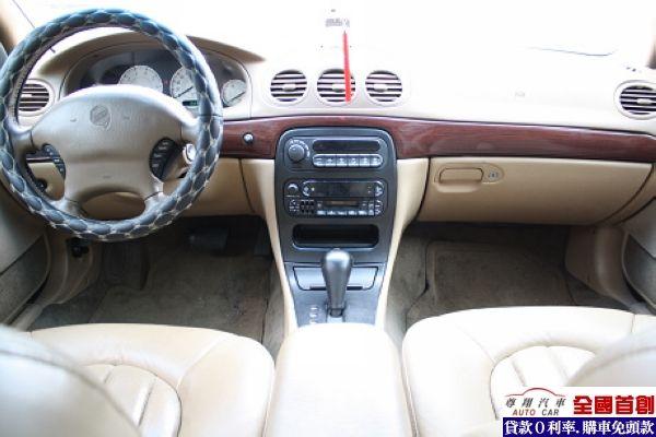 Chrysler 克萊斯勒 300M 照片9