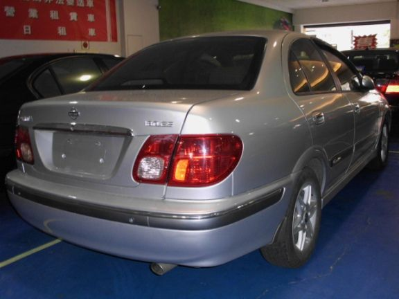 2002 日產 H180 1.8 銀 照片7