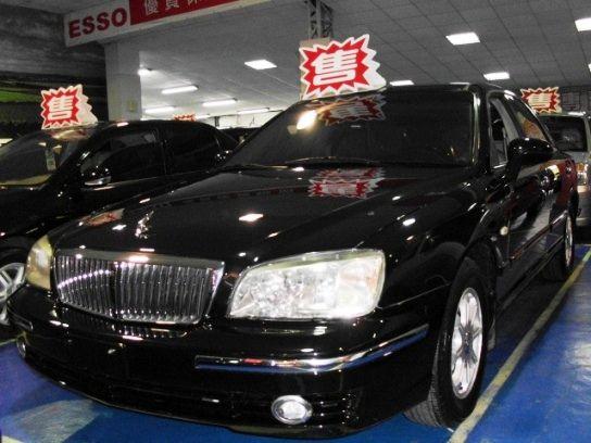 2006 現代 XG 2.0 黑 照片1