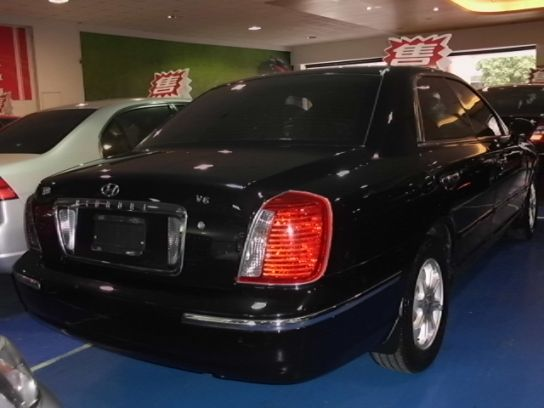 2006 現代 XG 2.0 黑 照片8