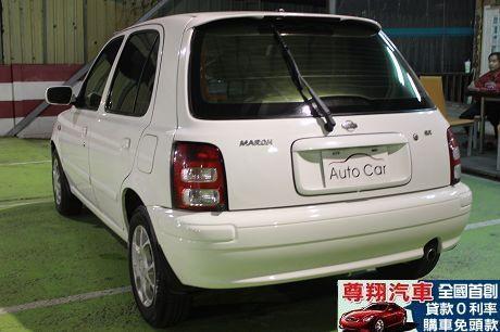 Nissan 日產 March(進行曲) 照片7