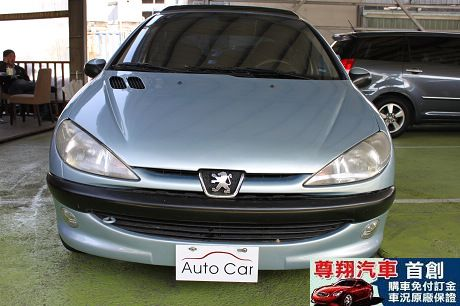 Peugeot 寶獅 206 照片2
