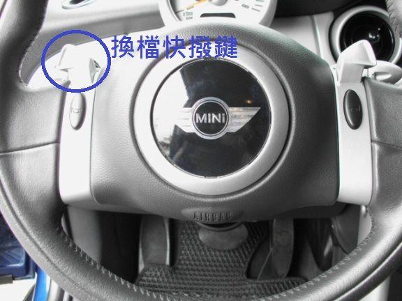 05 MINI Cooper 1.6 藍 照片5
