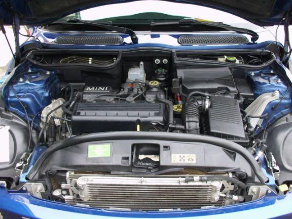 05 MINI Cooper 1.6 藍 照片10